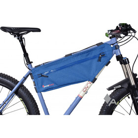 Acepac Zip Frame Bag L, blue